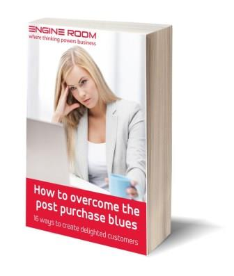 How to overcome the post purchase blues